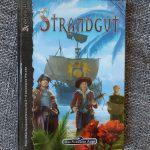 Das Cover der Anthologie Strandgut
