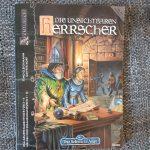 Das Cover des DSA-Abenteuers Die Unsichtbaren Herrscher