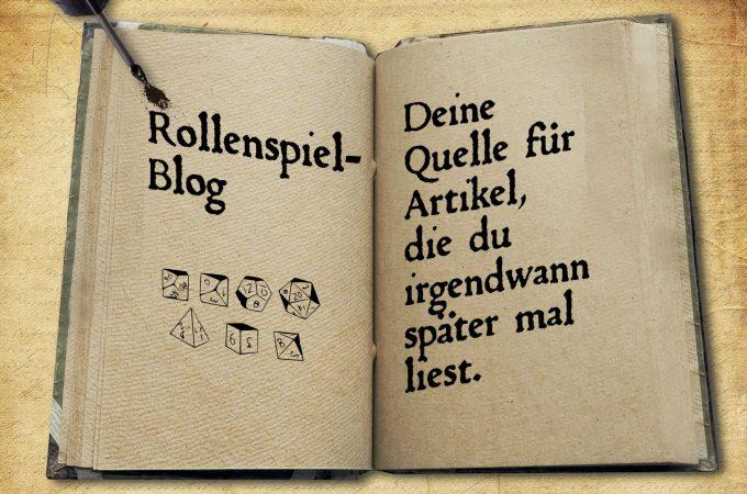 Rollenspiel-Blog