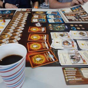 Kaffee Brettspiel Con Berlin