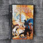 Das Cover des DSA-Abenteuers Karawanenspuren