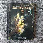 Das Cover des DSA-Abenteuers Bahamuths Ruf