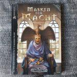 Das Cover des DSA-Abenteuers Masken der Macht