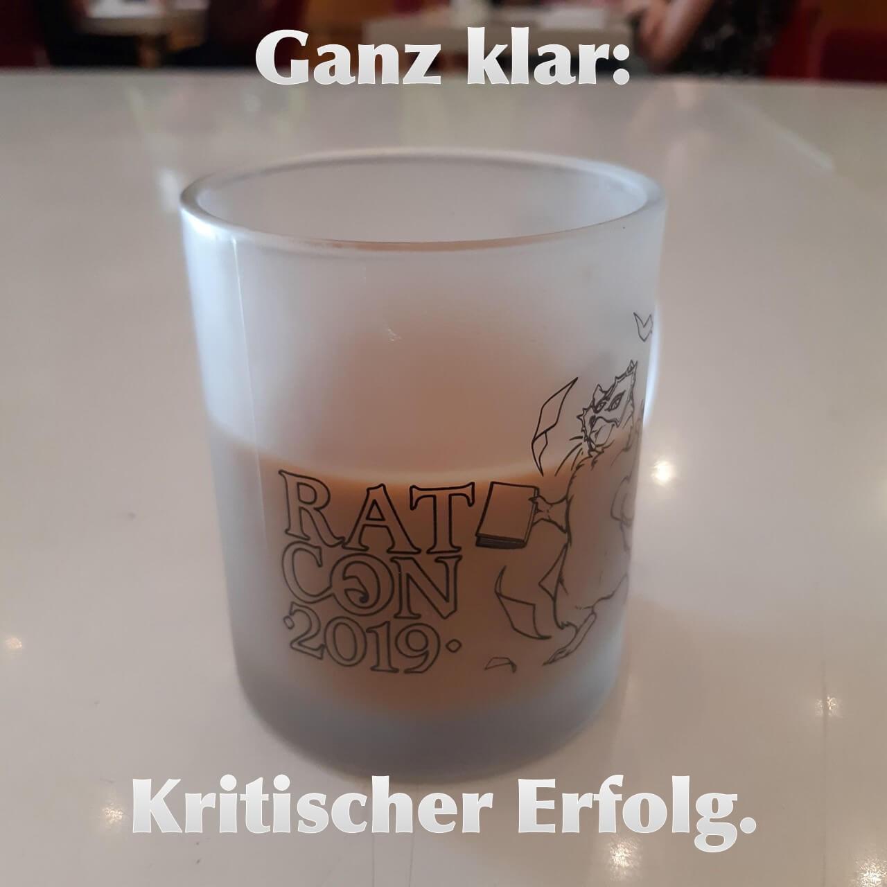 Ratcon Limburg 2019 Kaffee Tasse