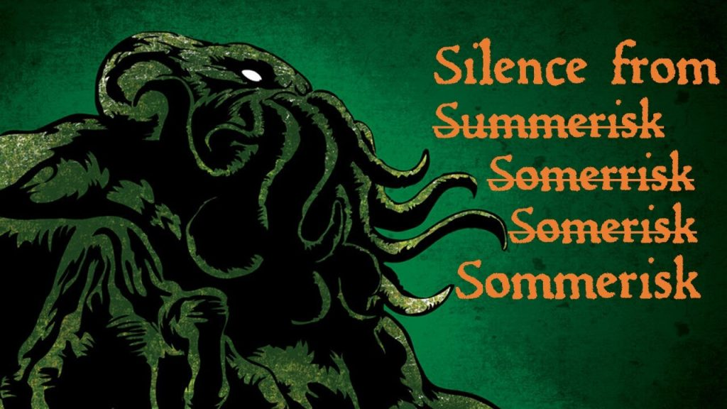 Rezension Silence from Sommerisk